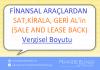 Sale And Lease Sat Kirala Geri Al Vergisel Boyutu