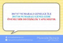 2017 17 Numarali SGK genelgesi