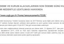 07 2017 SGK Prim Odemelerin Uzama