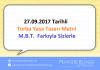 27092017 Tarihli Torba Yasa Tasari Metni