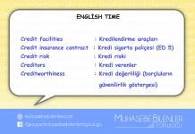 english time kredi