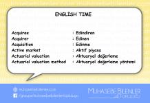 english time edinme