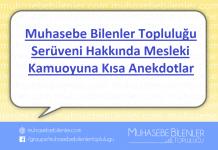 MBT HAKKINDA ANEKDOTLAR