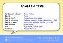 english time temel yontem