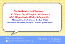 Mali Musavirlere Yesil Pasaport